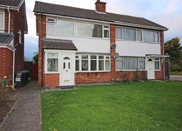 Thumbnail 3 bed semi-detached house to rent in Freville Close, Tamworth, Staffordshire