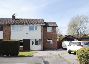Thumbnail 4 bedroom semi-detached house for sale in Briarley Gardens, Woodley, Stockport