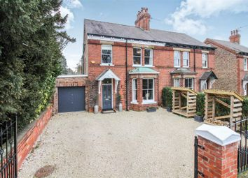 Thumbnail 6 bed semi-detached house for sale in St. Johns Road, Driffield