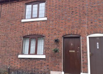 Thumbnail 2 bed cottage to rent in Overton Bank, Leek