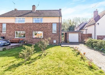 Thumbnail 3 bed semi-detached house for sale in Springcroft, Hartley, Longfield