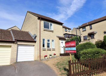 Thumbnail 2 bed link-detached house for sale in Parry Close, Southdown, Bath