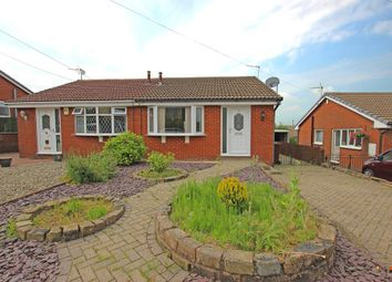 Thumbnail 2 bed bungalow for sale in Glencarron Close, Hoddlesden, Darwen