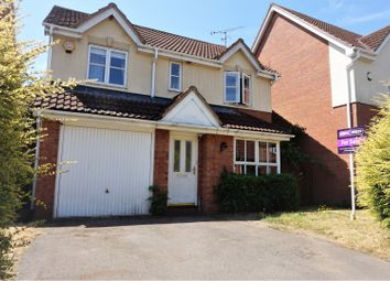 Thumbnail 4 bed detached house for sale in Leontes Meadows, Warwick