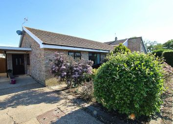 Thumbnail 3 bed semi-detached bungalow for sale in Meadowcroft, Stretham, Ely
