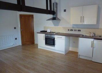 Thumbnail 1 bed flat to rent in Bridge Street, Gainsborough