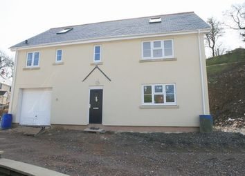 Thumbnail 4 bed detached house for sale in Ashleigh Park, Bampton, Tiverton
