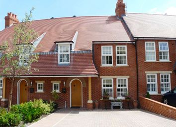 Thumbnail 3 bed terraced house to rent in Lourdes Crescent, Hungerford