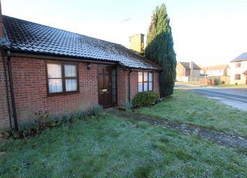 Thumbnail 2 bedroom bungalow for sale in Bennett Avenue, Elmswell, Bury St. Edmunds
