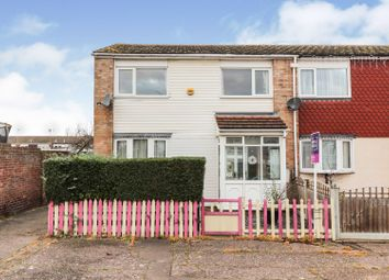 Thumbnail 3 bed end terrace house for sale in The Sycamores, Basildon