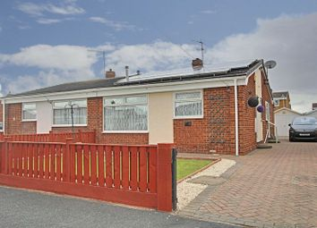 Thumbnail 3 bed semi-detached bungalow for sale in Holcroft Garth, Hedon, Hull