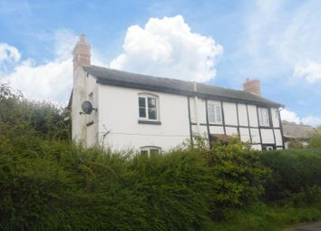 Thumbnail 2 bed detached house for sale in Kington Road, Weobley, Hereford
