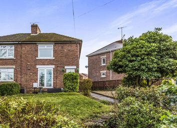 Thumbnail 2 bed semi-detached house for sale in Derwent Crescent, Hamsterley Colliery, Newcastle Upon Tyne