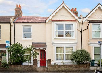 Thumbnail 3 bed terraced house for sale in Ethelbert Road, London