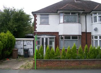 Thumbnail 3 bed semi-detached house to rent in New Bedford Road, Luton
