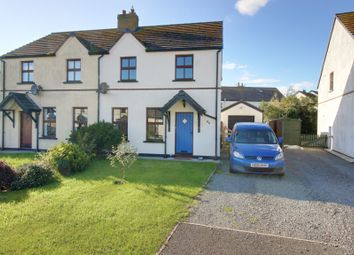 Thumbnail 3 bed semi-detached house for sale in The Moatlands, Ballyhalbert