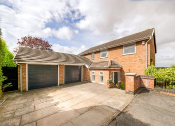 Thumbnail 4 bed property for sale in The Fairway, Daventry
