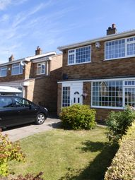 Thumbnail 3 bed property to rent in St James Close, Oadby, Leicester