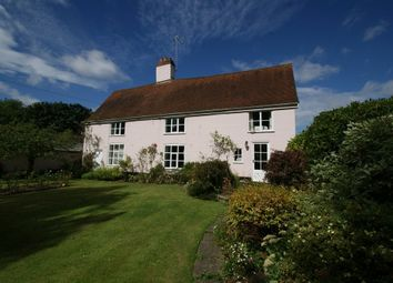 Thumbnail 5 bed farmhouse for sale in Sotherton, Halesworth