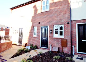Thumbnail 2 bed town house to rent in Vicarage Walk, Clowne, Chesterfield