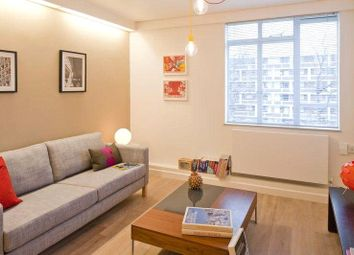 Thumbnail 1 bed flat to rent in Clovelly House, Hallfield Estate, London