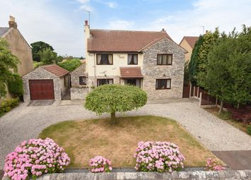 4 bed detached house for sale in Back Lane, Hambleton, Selby YO8