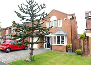 Thumbnail 4 bed detached house for sale in Tamarind Close, School Aycliffe, Newton Aycliffe