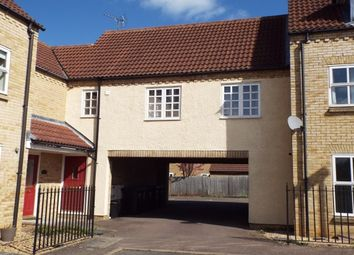 Thumbnail 1 bed flat to rent in Columbine Road, Ely