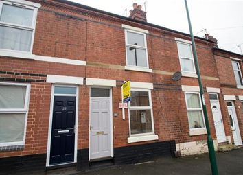 Thumbnail 2 bed terraced house for sale in Shrewsbury Road, Sneinton, Nottingham