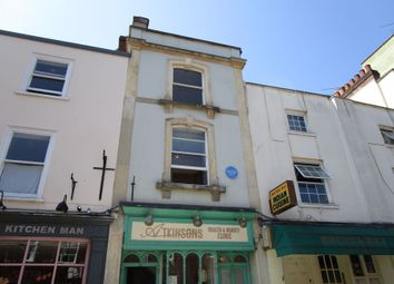 Thumbnail 3 bed maisonette to rent in Waterloo Street, Clifton, Bristol