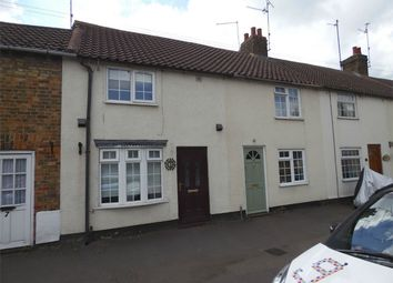 Thumbnail 2 bed terraced house to rent in North Street, Stilton, Peterborough, Cambridgeshire