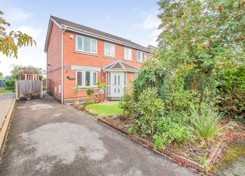 3 bed semi-detached house for sale in Haseley Close, Radcliffe, Manchester, Greater Manchester M26