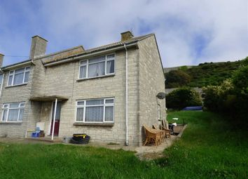 Thumbnail 2 bed end terrace house for sale in Eastweare Road, Portland, Dorset