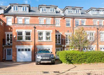 Thumbnail 3 bed terraced house for sale in Roseneath Road, Battersea, London