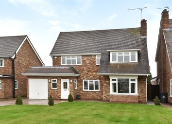 Thumbnail 4 bed detached house for sale in Weald Close, Bromley
