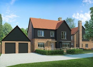 "Thumbnail 4 bed detached house for sale in ""The Wykeham"" at Andover Road North, Winchester"