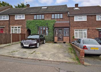 Thumbnail 3 bed terraced house for sale in Wigton Road, Harold Hill, Essex