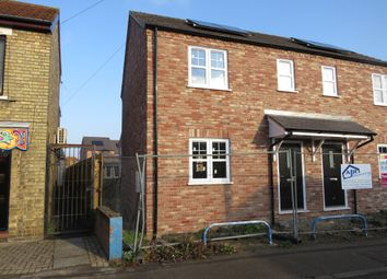 Thumbnail 2 bed semi-detached house for sale in Dartford Road, March