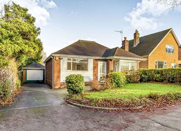 Thumbnail 2 bed bungalow for sale in Chester Road, Holmes Chapel, Crewe