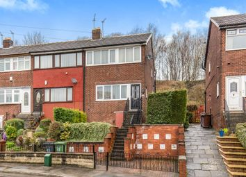 Thumbnail 3 bed end terrace house for sale in Sunnyside Road, Bramley, Leeds