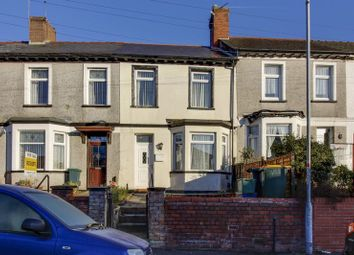 Thumbnail 2 bed terraced house for sale in Brynderwen Road, Newport