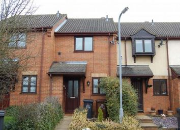 Thumbnail 2 bed terraced house to rent in Woodpecker Way, East Hunsbury, Northampton