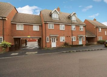 Thumbnail 4 bed town house for sale in Brooklands Avenue, Wixams, Bedford