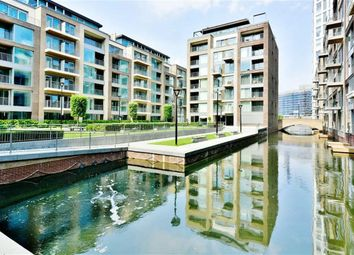 Thumbnail 2 bed flat for sale in Lockside House, Chelsea Creek, London