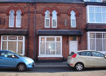 Thumbnail 1 bedroom terraced house to rent in 38 Harold Road, Edgbaston, Birmingham