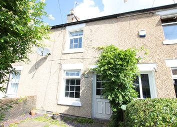Thumbnail 2 bed terraced house to rent in Milner Road, Heswall, Wirral