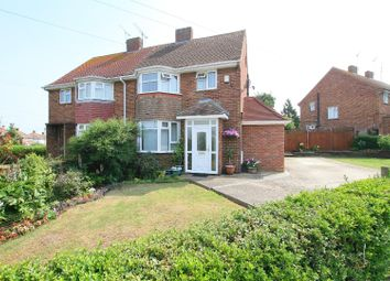 Thumbnail 3 bed semi-detached house for sale in Gosselin Street, Whitstable