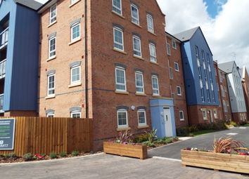 Thumbnail 2 bed flat to rent in City Wharf, Foleshill Road