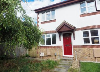 Thumbnail 2 bed terraced house to rent in Oat Close, Aylesbury, Buckinghamshire