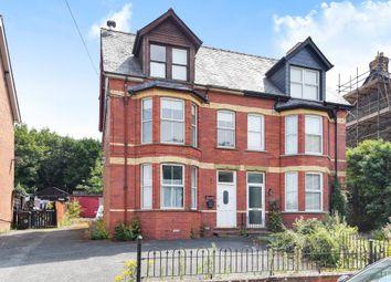 Thumbnail 6 bedroom semi-detached house for sale in Tremont Road, Llandrindod Wells